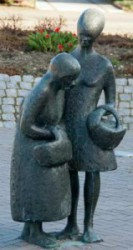 standbeeld ter valcke