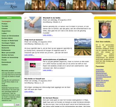 websitescreenshot _klein